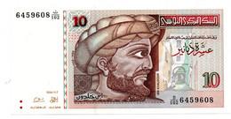 Tunisie /  10 Dinars / 7-11-1994 / UNC - Tunisia