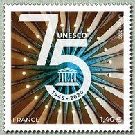 YVERT N°  UNESCO - Francia