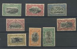 64/71 ** Série Cote 80,- € - 1894-1923 Mols: Neufs