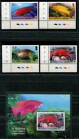 Saint Helena Island 2011 WWF Island Hogfish MNH - Unused Stamps