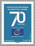 YVERT N° CONSEIL EUROPE - Francia