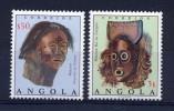 ANGOLA 1975  Maks Of Lunda - Angola