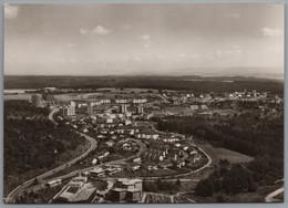 Tübingen Wanne - S/w Luftbild 1 - Tuebingen