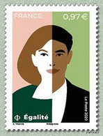 YVERT N° ISSU BLOC TERRE DES HOMMES - Francia