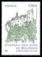 YVERT N°  CHATEAU DUCS DE BOURBONS - Francia