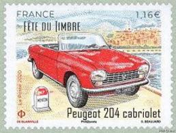 YVERT N°  PEUGEOT 204 - Francia