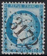 CERES - N°60 - OBLITERATION - GC3172 - ROCHEFORT-S-NENON - JURA - COTE 9€. - 1849-1876: Periodo Classico