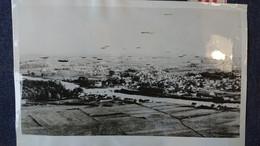 Photographie Originale Vol De Guerre RAF Objectif : Le Creusot 1942 - 1939-45