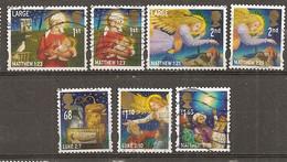 Great Britain 2011 Noel Christmas Obl - 1952-.... (Elizabeth II)