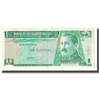 Billet, Guatemala, 1 Quetzal, 1996, 1996-08-28, KM:66, TTB - Guatemala