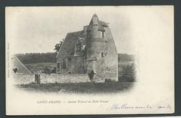 Saint-Amand - Ancien Prieuré Du Petit Vernet  -  Maca1869 - Saint-Amand-Montrond