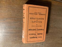ANNUAIRE CONFISERIE CHOCOLATERIE BISCUITERIE 1956 - Boeken, Tijdschriften, Stripverhalen