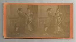 Photographie Stéréoscopique  , THEATRE , Frais Fr 1.75 E - Stereoscopio