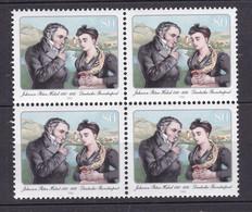 BRD - 1985 - Michel Nr. 1246 Viererblock - Postfrisch - [7] Federal Republic