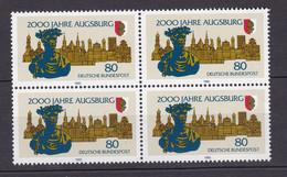 BRD - 1985 - Michel Nr. 1234 Viererblock - Postfrisch - [7] Federal Republic