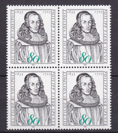BRD - 1985 - Michel Nr. 1235 Viererblock - Postfrisch - [7] Federal Republic