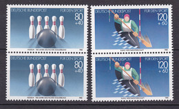 BRD - 1985 - Michel Nr. 1238/1239 Paar - Postfrisch - [7] Federal Republic