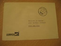 DELEMONT 1971 To Les Bois P.P. Cancel Cover SWITZERLAND - Cartas