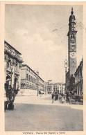 Vicenza, Piazza Dei Signori E Torre - Vicenza