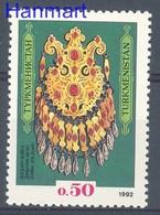 Turkmenistan 1992 Mi 1 MNH ( ZS9 TRM1 ) - Minerals