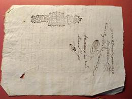 Généralité De Paris - 1700 - Parchemin à Déchiffrer -  - BE - Gebührenstempel, Impoststempel