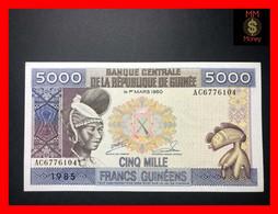 GUINEA 5.000  5000 Francs Guinéens 1985 P. 33  AU \ UNC - Guinea
