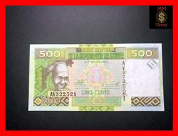 GUINEA 500 Francs Guinéens 2017  P. 47  UNC - Guinea