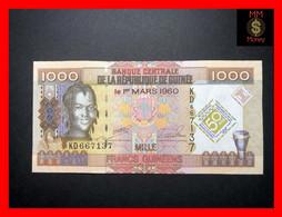 GUINEA 1.000 1000 Francs Guinéens 2010  P. 43 *COMMEMORATIVE*   UNC - Guinea