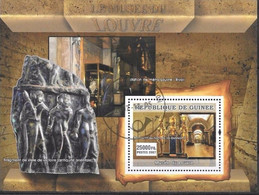 GUINEE - Musée Du Louvre - Pendentif Au Nom Du Roi Osorkon II - Egyptology