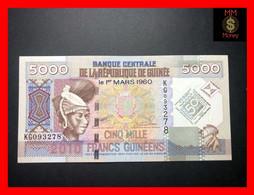 GUINEA 5.000 5000 Francs Guinéens 2010  P. 44 *COMMEMORATIVE*   UNC - Guinea