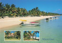 Maurice Ile Mauritius Trou Aux Biches + Timbre Dodo - Mauritius