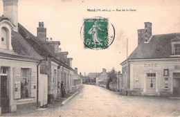Mazé - Rue De La Gare - Ohne Zuordnung