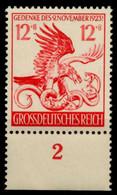 3. REICH 1944 Nr 906 Postfrisch URA X854B52 - Nuovi