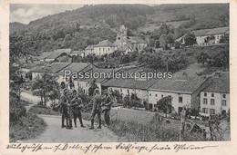 CARTE ALLEMANDE  LA PETITE FOSSE 1916 - Autres Communes