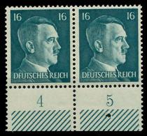 3. REICH 1941 Nr 790 Postfrisch WAAGR PAAR URA X780162 - Nuovi