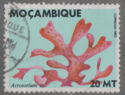 Mozambique - #856 - Used - Mosambik