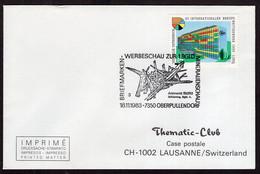 Österreich - 1983 - Thematic Club - C. Postale - Cachet Spécial - Webeschau Zur 1 BGLD. Mineralienschau - A1RR2 - Minerals