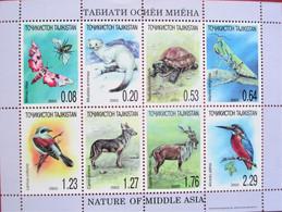Tajikistan  2003  Nature Of Middle Asia    M/S  MNH - Tadzjikistan