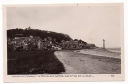 14 - HONFLEUR - Le Boulevard Carnot, Vue Prise De La Jetée (T131) - Honfleur