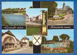 Deutschland; Schwerte; Multibildkarte - Schwerte