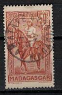 MADAGASCAR         N°  YVERT   :  190 (1) OBLITERE       ( OB  9/39 ) - Usados