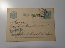 Sevios / Nederland / **, *, (*) Or Used - Postwaardestukken