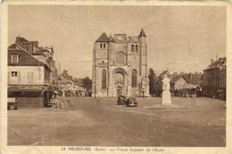 LE NEUBOURG (Eure) Place Dupont De L'Eure Recto Verso - Le Neubourg
