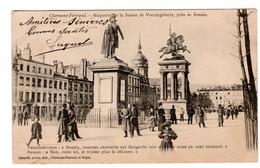 Clermont Ferrand , Maquette De La Statue De Vercingetorix - Clermont Ferrand