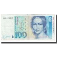 Billet, République Fédérale Allemande, 100 Deutsche Mark, 1989, 1989-01-02 - 100 Deutsche Mark