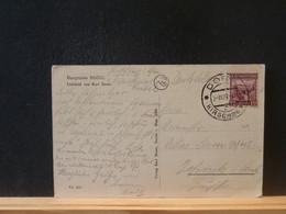 91/404  CP CESKOSL. POUR ALLEMAGNE 1929 - Covers & Documents