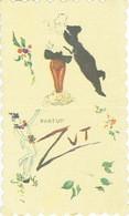 Carte Parfum - ZUT De SCHIAPARELLI - PARIS - Oud (tot 1960)
