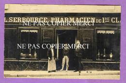 CHATILLON SUR SEINE - RARE Carte Photo Devanture De Commerce - Voir Scans - Chatillon Sur Seine