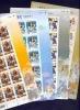 Taiwan 2011 Monkey King Stamps Sheets Buddhist Buddha Jade Gold Gourd Costume Turtle Fish Horse Folk Tale - Blocks & Sheetlets