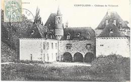 CONFOLENS : CHATEAU DE VILLEVERT - Confolens